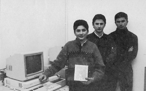I fratelli Dardari, pionieri dell'informatica