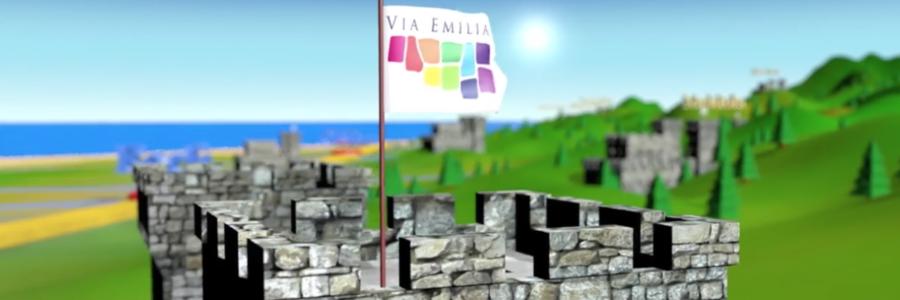I Castelli dell'Emilia-Romagna