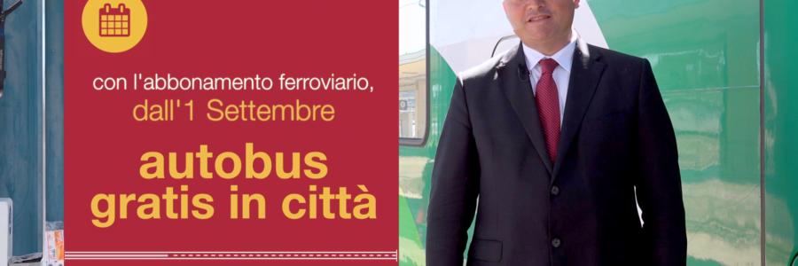 Mi muovo anche in città – spot Regione Emilia-Romagna
