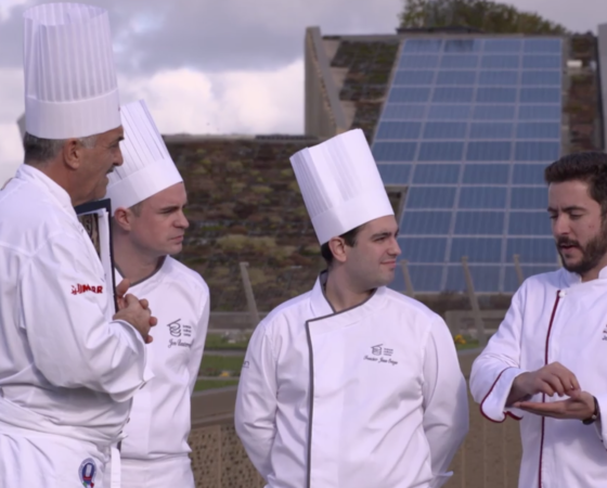 Basque Culinary Center – video tutorials