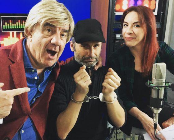 RADIO MOLLA per Zelig TV – La musica secondo Gene Gnocchi e Silvia Ghiozzi