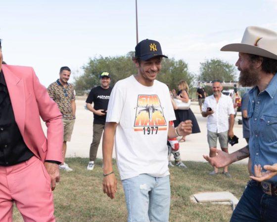 Riprese Steadicam nel nuovo video di Gianni Morandi e Jovanotti nel Ranch di Valentino Rossi