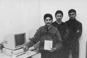 i Dardari Bros nel 1988